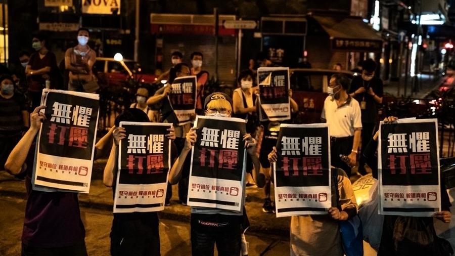 中共為甚麼要殺香港這隻「下金蛋的鵝」?