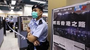 香港回不去了 「紅二代」們將何去何從?