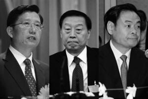 江蘇江西山西三省書記被提前免職內幕