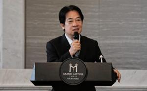 台灣防疫成功原因 賴清德:對中共訊息持懷疑態度