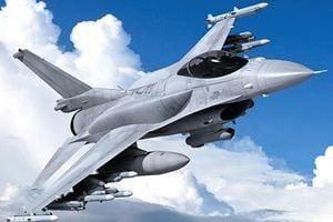 美准軍售台66架F16V戰機 傳超級巨炮或部署台灣