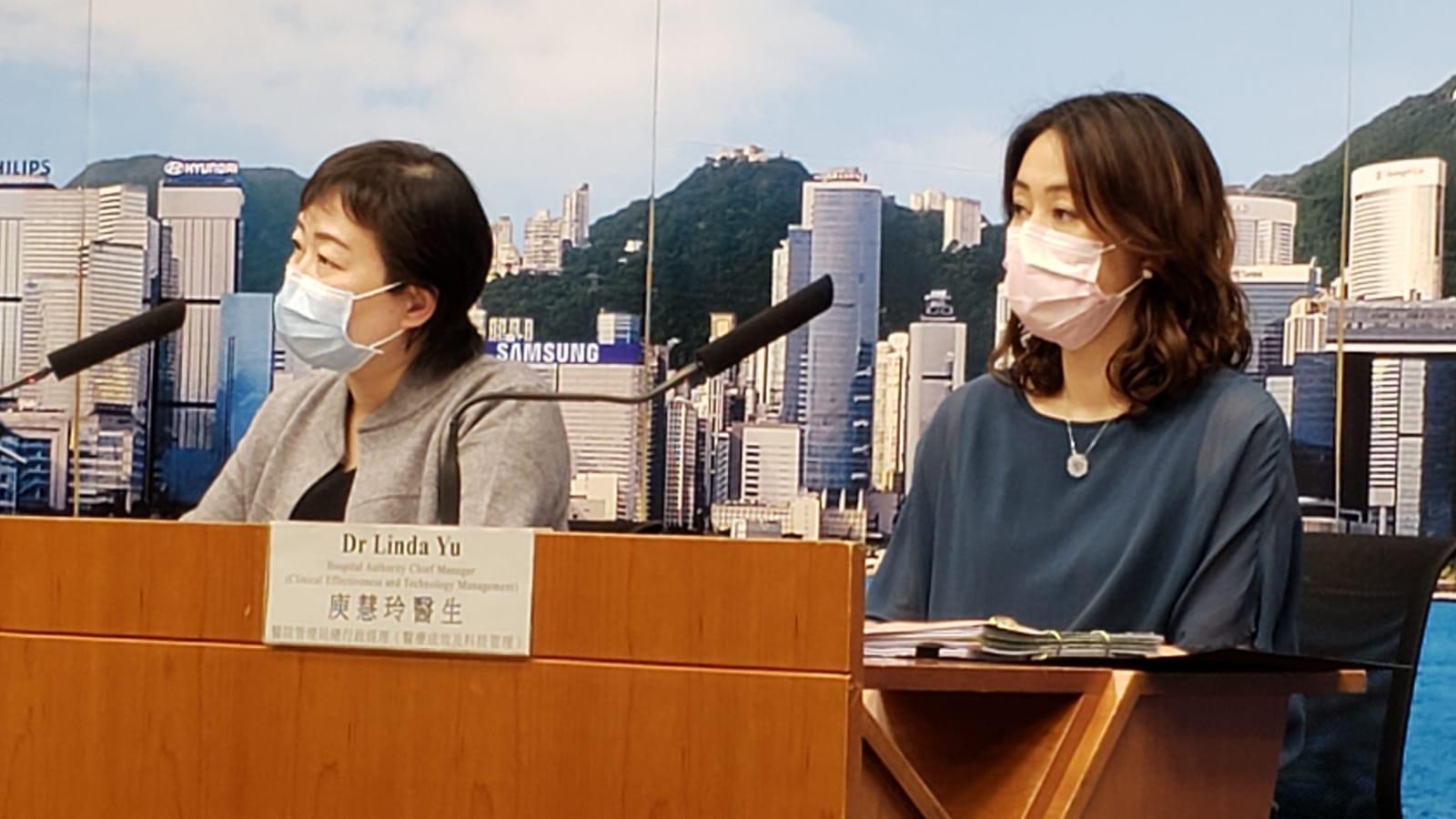 衛生署衛生防護中心今午(16日)公佈,香港新增74宗確診個案,為連續第14天確診數字少於百宗。(郭威利/大紀元)
