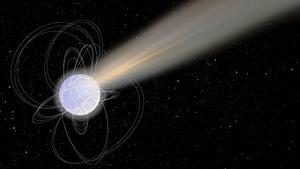 確認磁星與射電爆之關聯