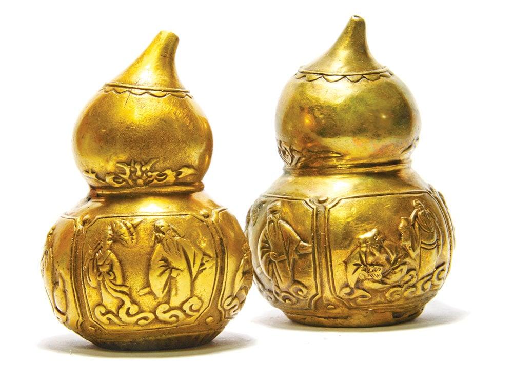 懸壺濟世的「壺」就是神仙居住的地方。 (Fotolia)