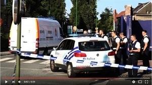 比利時歹徒揮刀砍警察 IS宣稱犯案