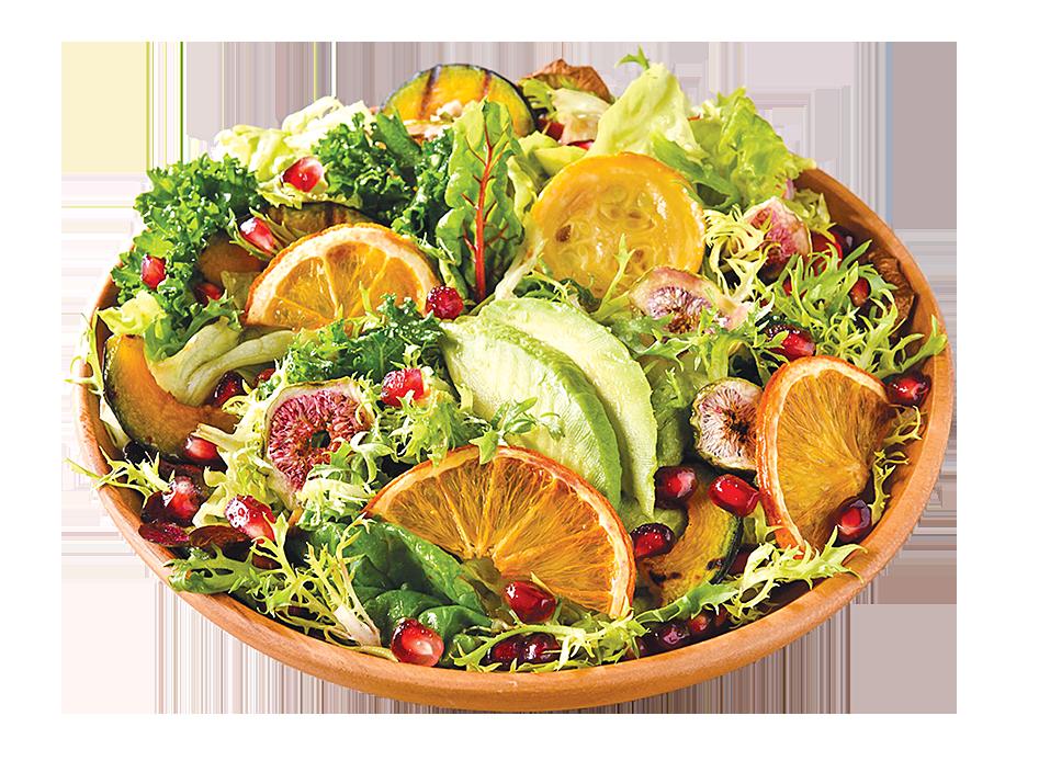 生食的食材建議要多樣化,食用時可蘸各種醬料食用。