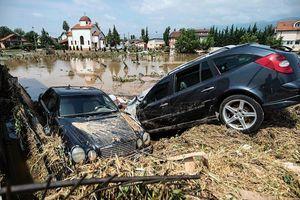 馬其頓半夜降暴雨引發洪水 至少21死