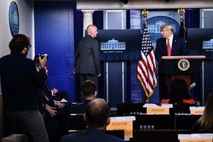 大選前白宮連現險情 北美防空司令部戰機緊急出動