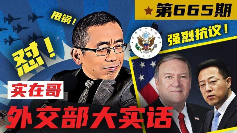 外交部大實話:胡錫進的中國夢超出人類智商