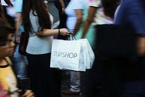 英國時裝潮牌Topshop  十月約滿將撤出香港