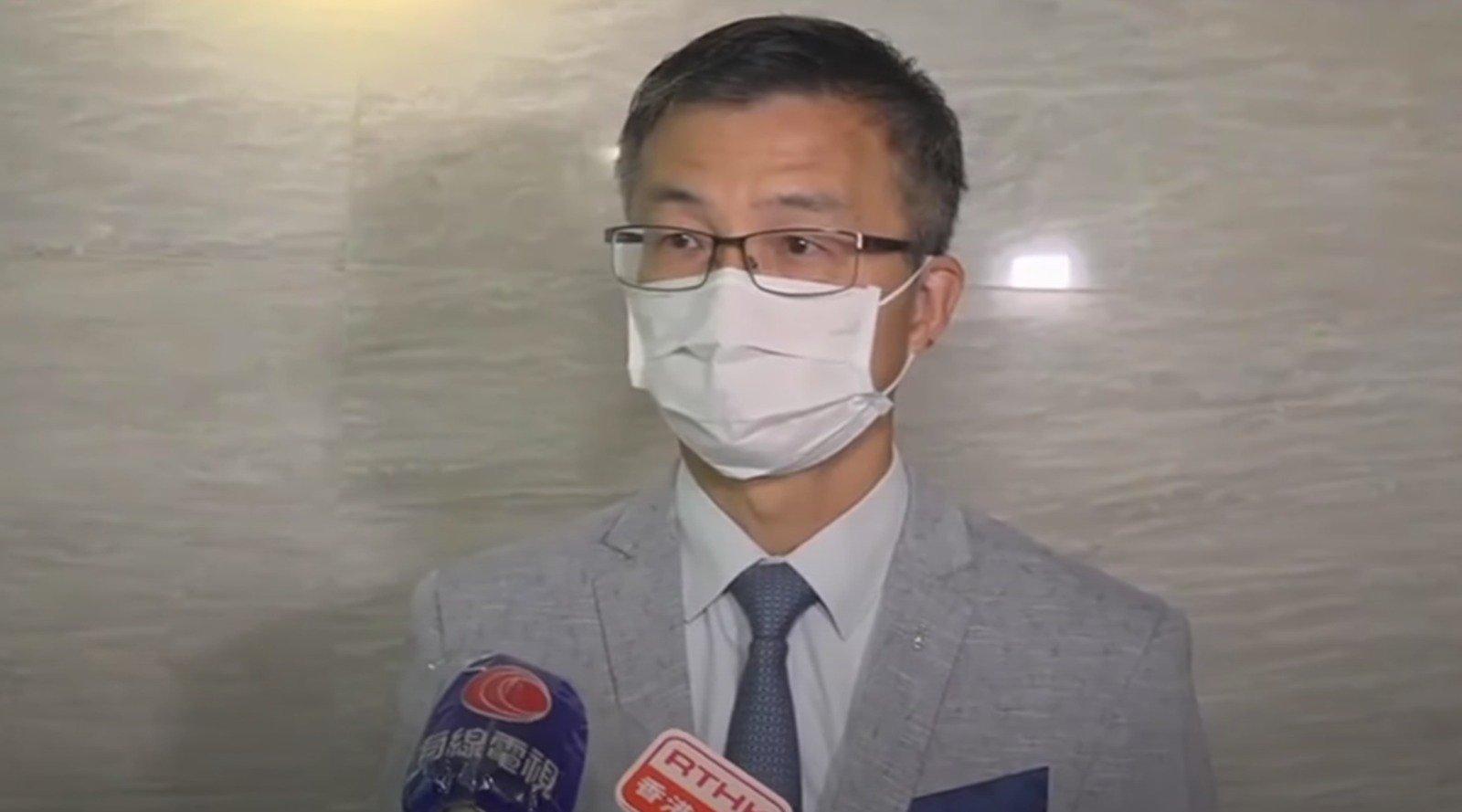 繼近日歷史科委員會秘書楊穎宇辭職之後,香港考試及評核局8月17日公佈,秘書長蘇國生將在明年3月完成任期後離職。(影片截圖)