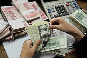 分析:中國經濟欠佳 人民幣匯率如何保「7」