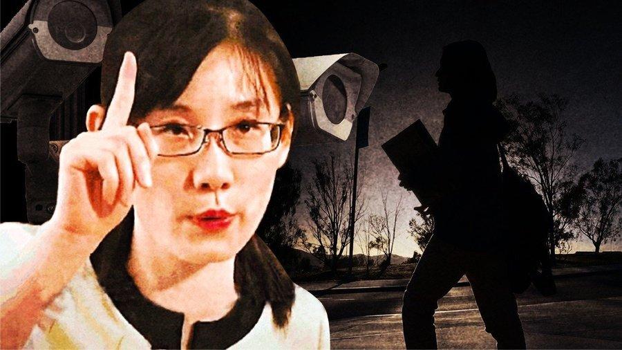 閻麗夢接受英媒採訪 再述逃亡過程 指控中共瞞疫情