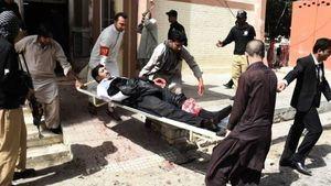 巴基斯坦奎達市炸彈襲擊釀53死