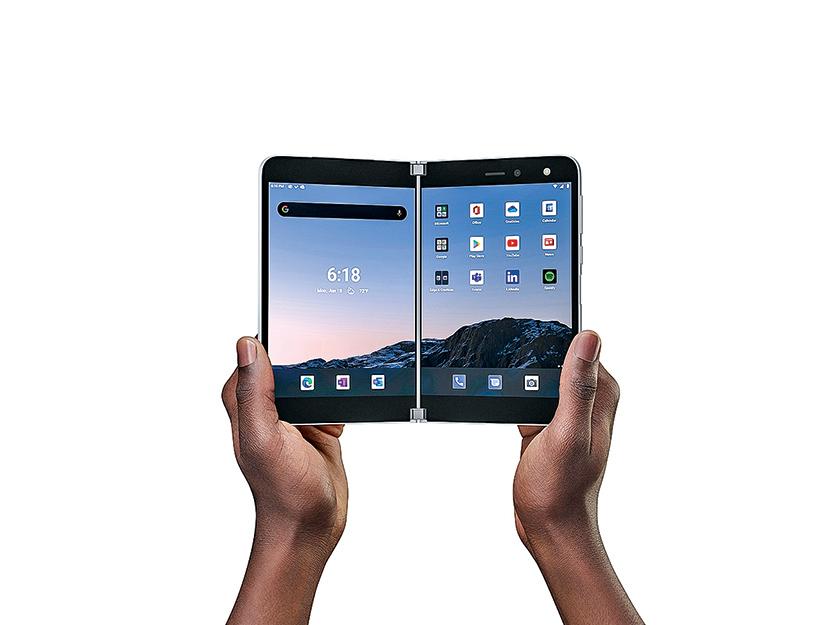 微軟安卓雙幕手機Surface Duo 九月開賣 售價超越Surface筆電