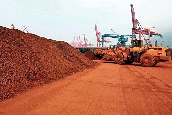 中國稀土出口減七成 促美對中共祭出新一輪制裁