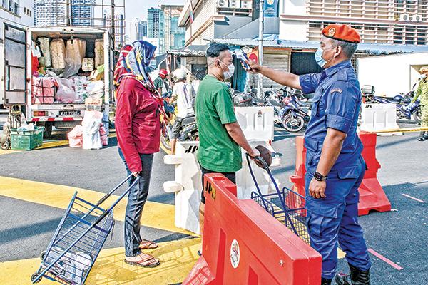東南亞現傳染性更強中共病毒