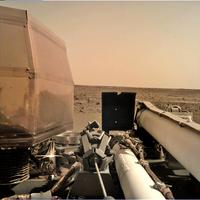 洞察號首次發現火星內部結構