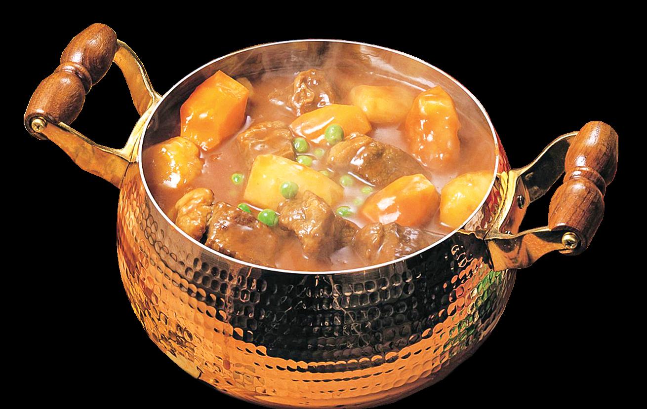 燉煮食物時大多會使用砂鍋或燉鍋來料理。
