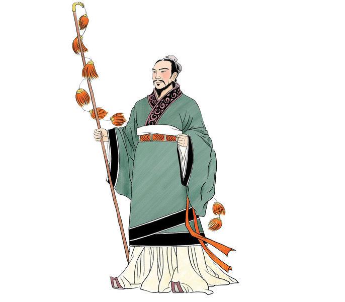 【笑談風雲】秦皇漢武 第三十七章 蘇武牧羊(1)