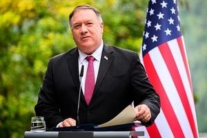 美國商務部加大制裁華為 蓬佩奧表示支持