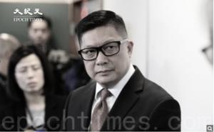 美制裁影響浮現並陸續有來  俞懷松:港警應擔憂其養老金