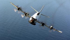 美EP-3E偵察機降落台灣?台空管部門:不作發言