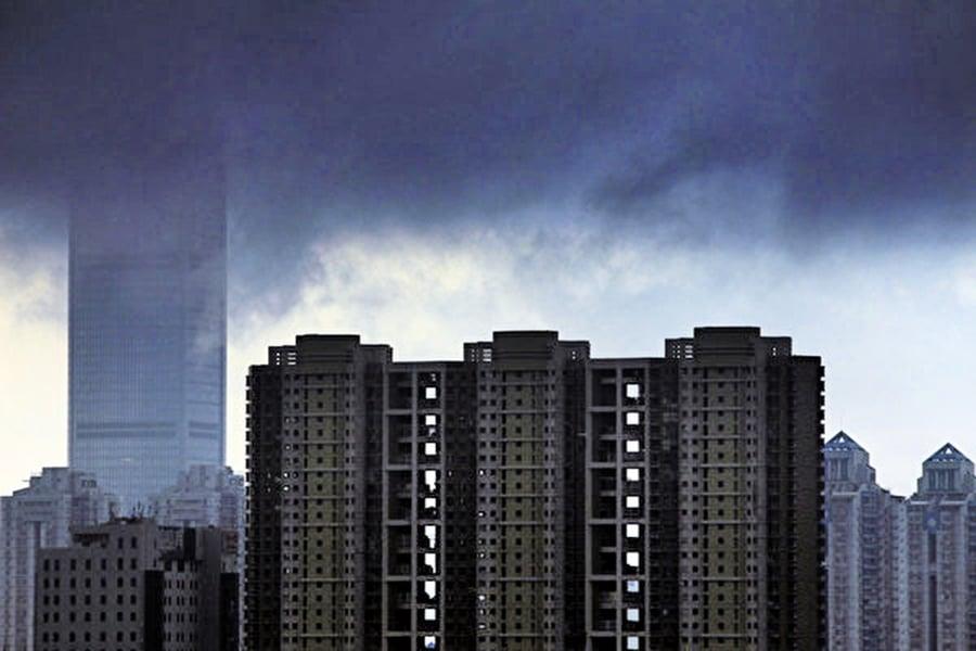 美學者:陸房地產或拖累GDP下滑10%