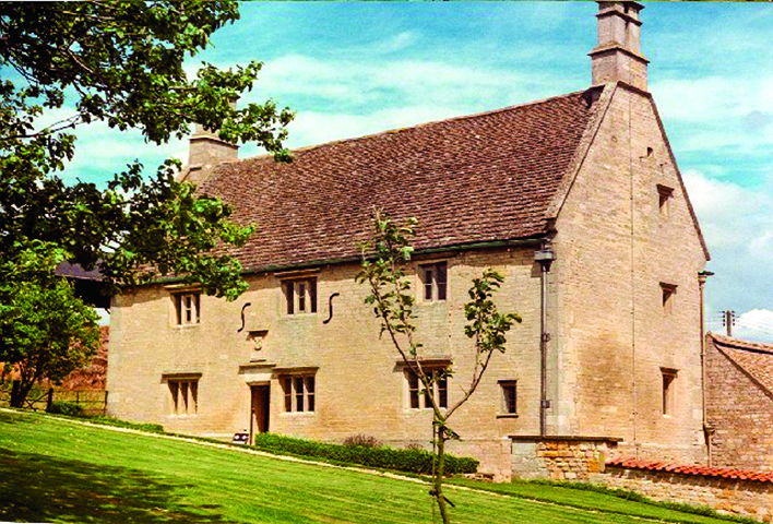 牛頓的家鄉——伍爾索普莊園。 (Claire Ward/Wikimedia Commons)