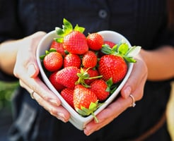 研究:草莓連續吃1個月 血脂可降低20%
