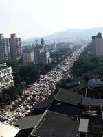 四川樂山化工廠氯氣洩漏 官方稱沒爆炸引網民炮轟