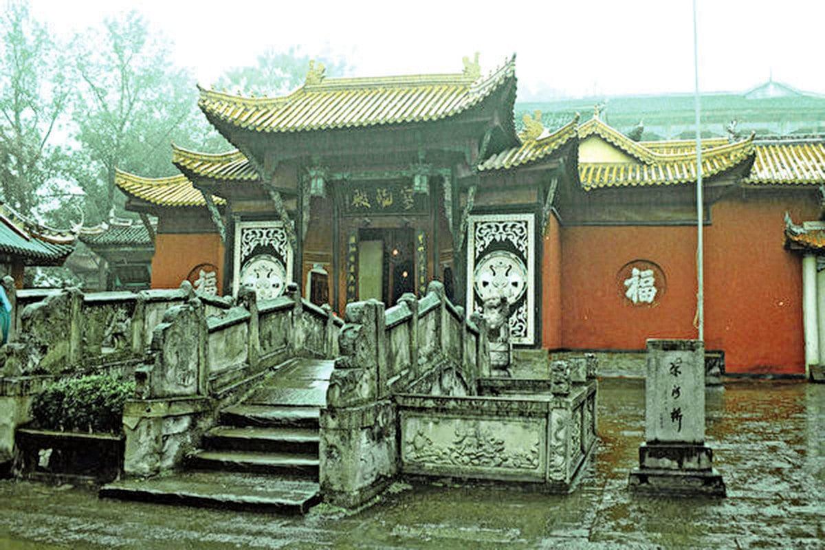 重慶酆都鬼城奈何橋。(Gisling/維基百科提供)