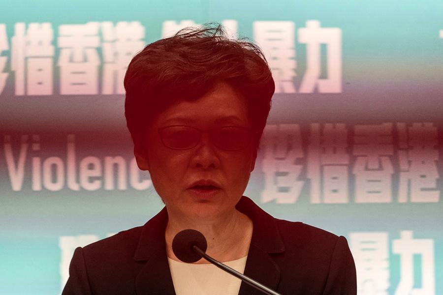 【談股論金】制裁林鄭520萬年薪變廢紙