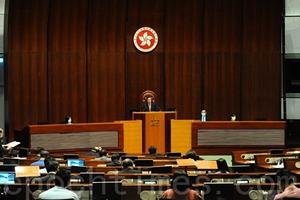 評論:泛民議員可成立香港影子政府