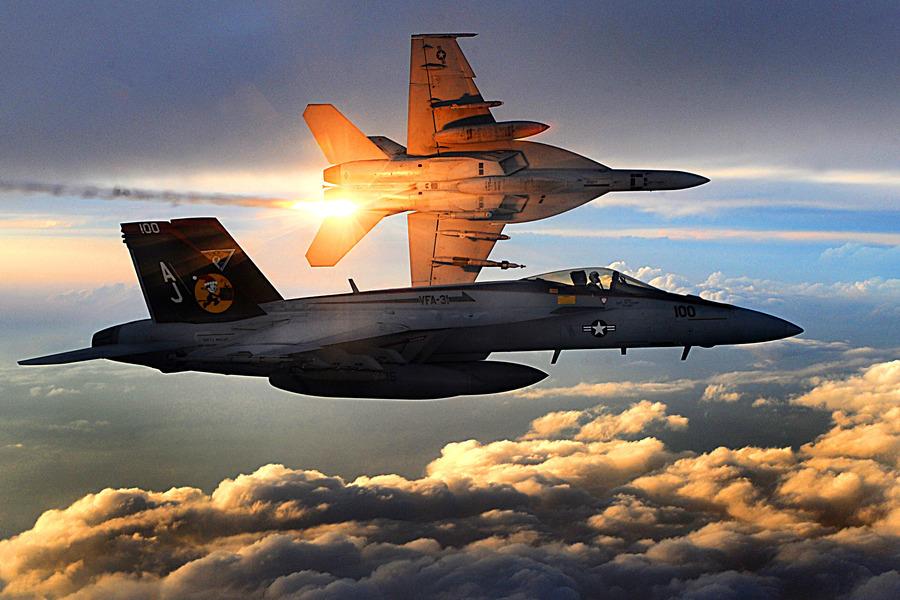 美軍研發六代機艦載機 擬造洲際高超音速核武器