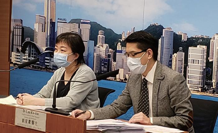 截至23日零時零分,本港新增25宗中共病毒(武漢肺炎)確診個案。(郭威利/大紀元)