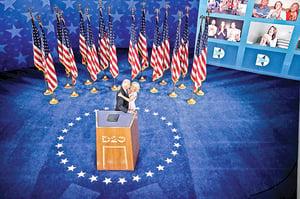 拜登接受提名演講 毀譽參半