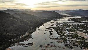 中共湄公河攔水殃及下游 遭各界譴責