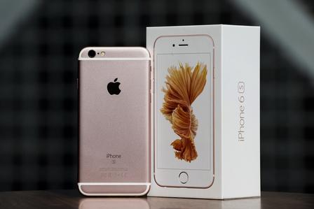 蘋果公司最近發佈一份最新的支援文件表示,iPhone 6S和iPhone 6S Plus有電池電量顯示異常的問題。(大紀元資料圖片)
