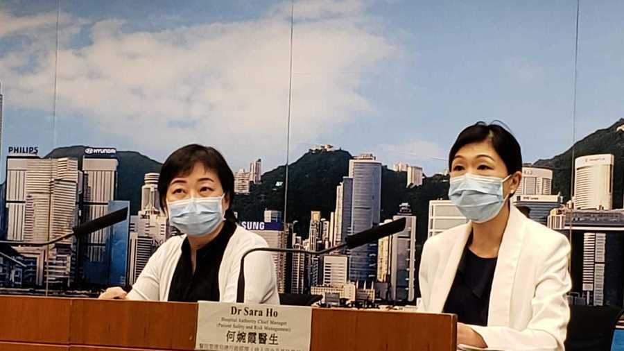【直播】本港新增九宗確診 天水圍急症室一老婦未入負壓 急救醫護需被追蹤