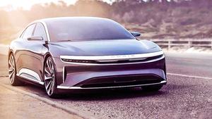 Lucid Air將是 充電最快 電動車
