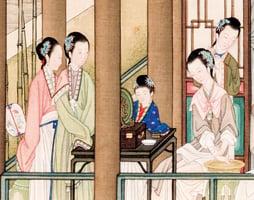 【佳人傳】明清賢媛之冠 商景蘭