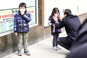 世衛:12歲以上兒童應戴口罩
