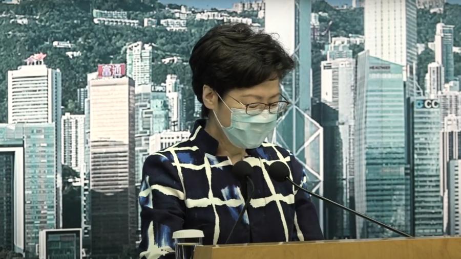 林鄭稱有所謂專家找事抹黑中央 專家:全民檢測違反醫學倫理