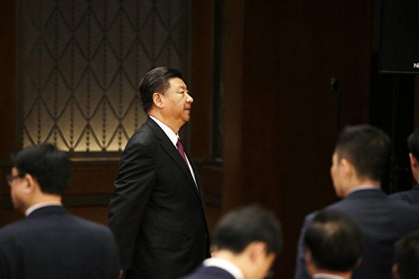 深圳經濟特區建立40周年之際,有消息指,習近平將會南下深圳參加紀念活動。(JASON LEE/AFP/Getty Images)