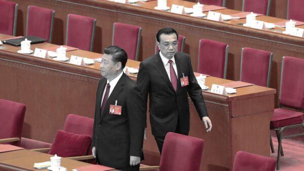 有評論人士說,中共黨內鬥得你死我活,李克強處境堪憂。( Lintao Zhang/Getty Images)