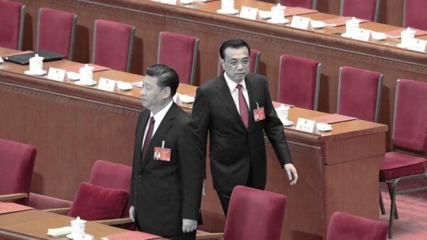中南海怪象:李克強談論豬八戒  習近平「搶活」抓經濟