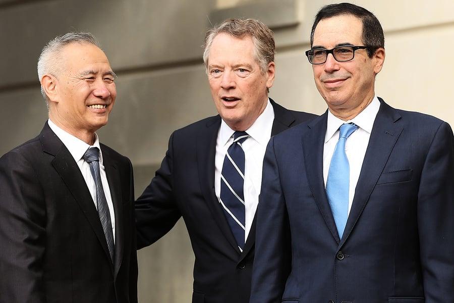 中美評估第一階段貿易協議 各說各話但仍會繼續執行