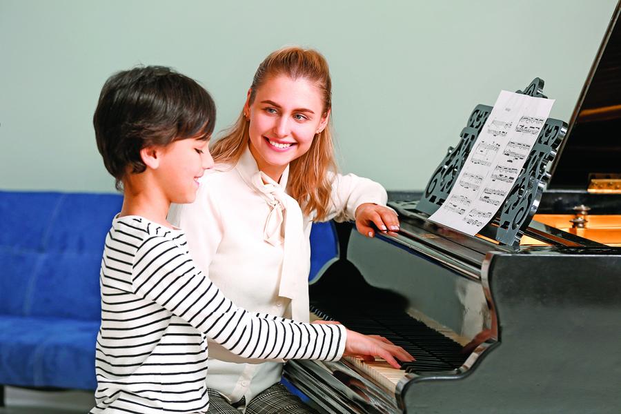 音樂不是孩子的唯一選擇