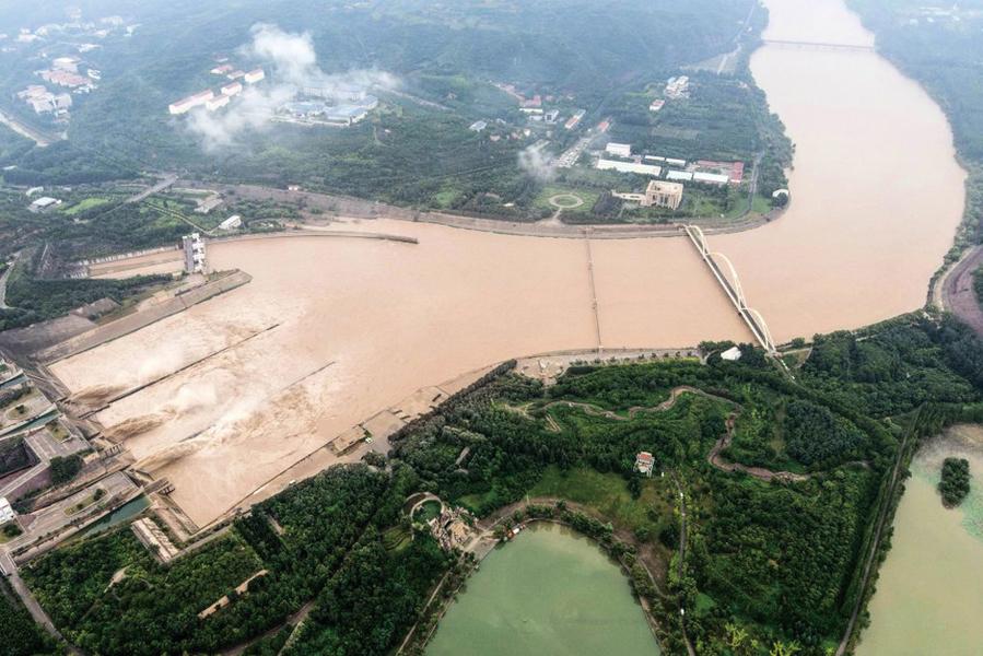 黃河遇最大洪峰 東北恐遇強颱